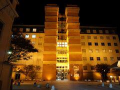 小倉から30~40分ほどかけて門司港へ!  今夜の宿泊先は「プレミアホテル門司港」です!
