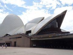 オペラハウス。ここに来たのは10年ぶりです。
