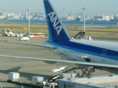 早朝の京急に乗り、久々の羽田空港にやってきました。