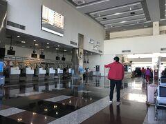 ここからはカッパドキアからイスタンブールへの移動。 今度はカイセリ空港からアタチュルクへと向かいます。
