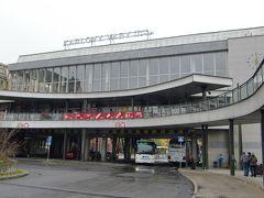 カルロヴィ・ヴァリ駅