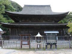 国宝の仏殿