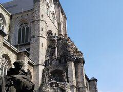 次にSt.ポール教会、石造りで