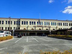 せっかくなので近鉄宇治山田駅を見に行ってみます。