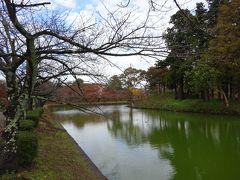鶴岡公園・鶴ヶ岡城跡