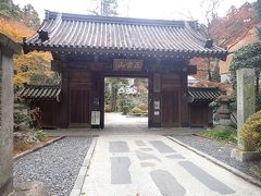 階段を下りて戻る道の途中にある瑞鳳寺