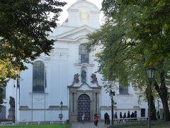 ストラホフ修道院に来ました。