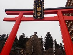 大崎八幡宮に着きました。