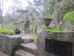 ここには、こんな貝塚跡もあるようで…。  お寺と貝塚が同居している、というのも、なかなか面白いですね。