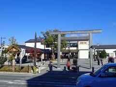 伊勢市駅に戻ります。