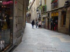デパ地下でかわいいチョコレートを購入♪ ワインを購入しようと思ったのですが、せっかくならバルセロナで1番のお店で♪
