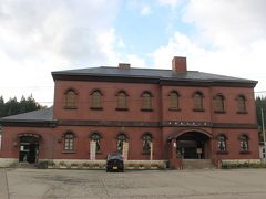 院内駅はかつて院内銀山にあったドイツ人技師たちの家をモデルにした立派な駅です。 院内銀山の資料館、「院内銀山異人館」も兼ねています。 銀山跡に行く前にここで少し「お勉強」を。