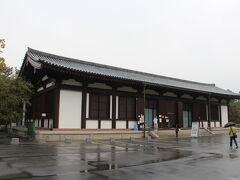 午前中は、雨傘観光として9時半のオープン時間に合わせて、まずは興福寺の国宝館を見学です。 阿修羅像とは10年ぶりの再会です。