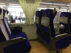 京都からは近鉄特急で30分。2階建てのビスタカー