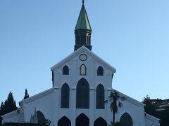 けっこう時間が押してしまったので、急いでグラバー園に向かいます。  途中にあるこの大浦天主堂(カトリック教会)はなんと1000円! 教会=基本タダの意識でいるからビックリなお値段で… もちろん素通り。