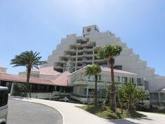 2泊目のホテルに到着 シェラトン沖縄サンマリーナです