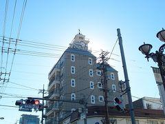和菓子購入後は今夜の宿へ。 松江シティホテル、宿泊は別館です。