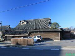 【栗山家住宅】1 1607年築。建築年の確認できる民家としては日本最古だそうです。征夷大将軍が家康の時代です! 【重要文化財】