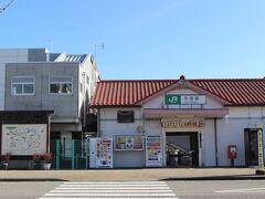 宇都宮駅から約30分で矢板駅に到着します。 矢板駅は矢板市の玄関。 矢板市は人口3万人ほどの栃木県北部の中心の市です。
