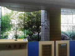 旭ヶ丘駅到着 半分地下の駅です 7:45発の地下鉄には 乗れませんでした 次の7:49だと 8:00仙台 乗りたい新幹線は8:05発 乗り換え5分かー 厳しいーっ 間に合うか?