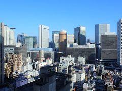 翌朝♪ スッキリ晴れ!!超快晴~♪ 青空がとても気持ち良い秋晴れの一日になりそうだわ。