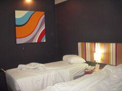 一旦バンコクへ ホテルはバイヨークブティックホテル