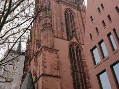 通称「カイザードーム」。 正式にはバルトロメウス大聖堂だそうです。 塔には登れるらしいですよ。