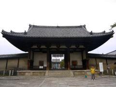 法隆寺 南大門(国宝)