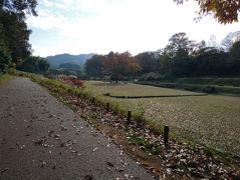 国営飛鳥歴史公園 高松塚古墳へ向かいます