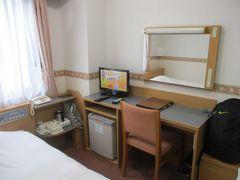 ホテル・アルファーワン松江 シングル室内