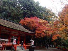 紅葉が綺麗な白峰神社(*^。^*)