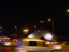 こっちはアトーチャ駅。 まぁ駅なんで特にライトアップもなし。
