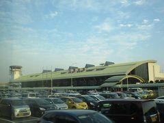出雲縁結び空港へ約40分で到着。
