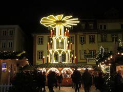 マルクト広場のクリスマスマーケット散策