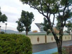 途中、小倉競馬場。  去年はキタサン、今年はアーモンドアイがお年玉をくれた。