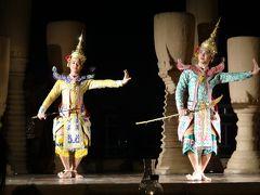 タイ舞踊ショー(リバーサイドテラス)