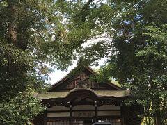 『宇治神社』 ひっそりと佇んでいる神社。