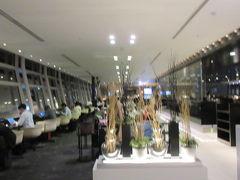 ◆羽田空港◆  荷物のパッキングと乗り継ぎの心配で疲れ、安心が大きくてANAラウンジへ直行。  免税品は荷物が増えるので買えません。