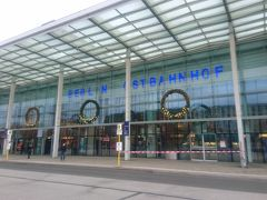 (12:30) 約30分壁を見て東駅からブランデンブルグ門駅に向かいます。