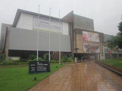 まずは、いのちのたび博物館にやって来ました。  ここは昔から来たいと思っていた博物館の一つなのですが、ここではまだオープン前なので…。
