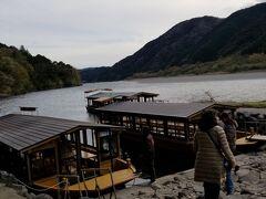 四万十川 遊覧船 寒いのを覚悟していましたが、屋形船になっていて、暖かかったです。