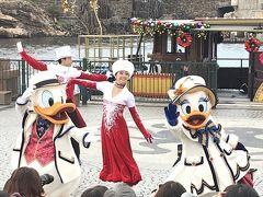 14:00  クリスマスタイムが始まりました♪  リドアイルのメインキャラはドナデジ。