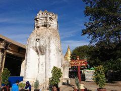 シュエズイーゴン・パゴダ 11~12世紀  白象が最初に跪いた場所に建てられたパコダ