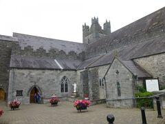 Black Abbey ブラック・アビー  1225年、William Marshall,Earl of Pembrokeによって建てられた、ドミニコ派修道院。三位一体に献堂 ノルマン様式  ドミニコ修道士の制服、黒い外衣が名前の由来だそう