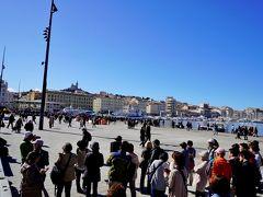 マルセイユ旧港の大観覧車