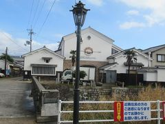 長濱浪漫ビールの建物が見てきましたがまだオープン前でした。