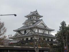 1983年に再建された長浜城歴史博物館。