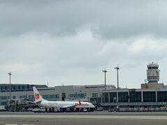 2時間ほどで台湾に到着し、長い入国審査を抜けて荷物をピックアップ。