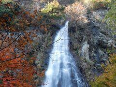 ラスト登っていってたどり着いた先に見えました、天滝! ちなみに鼓が滝からの最後ののぼりがめっちゃきつい。 着くころにははぁはぁ息が荒いです。 でも登ってきた甲斐があったと思うほどの絶景が現れます。