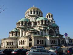 アレクサンドル・ネフキー大聖堂 ルガリア最大の寺院